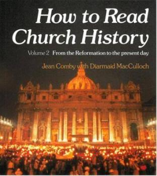 How to Read Church History 0334020360 Book Cover