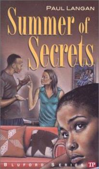 Summer of Secrets (Bluford Series, Number 10) 1591940184 Book Cover