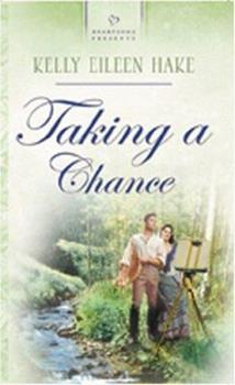 Mass Market Paperback Taking a Chance (Heartsong Presents #640) Book