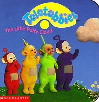 The Little Puffy Cloud - Book  of the Teletubbies