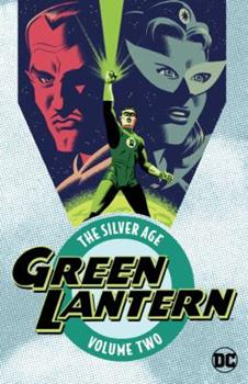 Green Lantern: The Silver Age Omnibus Vol. 2 - Book  of the Green Lantern #Hal Jordan vol. 2