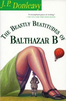 The Beastly Beatitudes of Balthazar B 0802137962 Book Cover