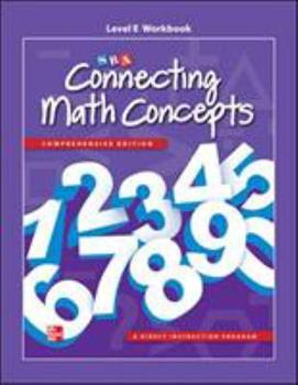 Paperback Connecting Math Concepts Level E, Workbook Book