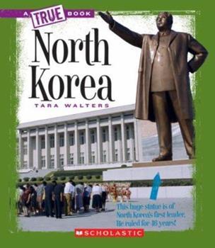Hardcover North Korea Book