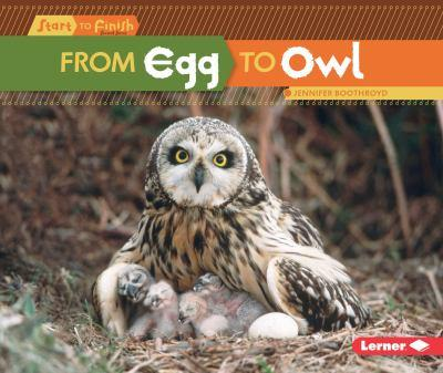 From Egg to Owl - Book  of the Start to Finish, Second Series