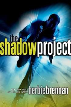 The Shadow Project 0061756458 Book Cover