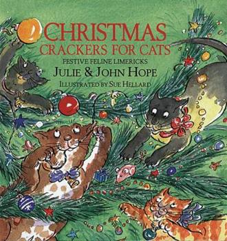 Christmas Crackers For Cats 0553812963 Book Cover