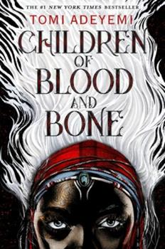 Hardcover Children of Blood and Bone Book