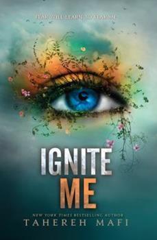 Ignite Me 0062085581 Book Cover