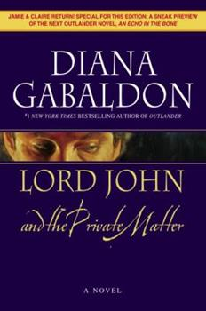 Paperback Lord John and the Private Matter Book