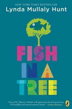 Fish in a Tree 0142426423 Book Cover