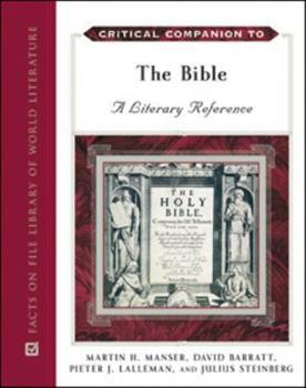 Hardcover Critical Companion to the Bible Book