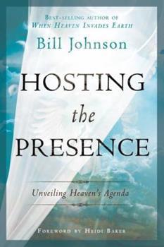 Paperback Hosting the Presence: Unveiling Heaven's Agenda Book