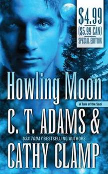 Howling Moon  (A Tale of the Sazi, Book 4) 0765354020 Book Cover
