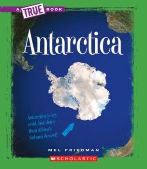 Paperback Antarctica Book
