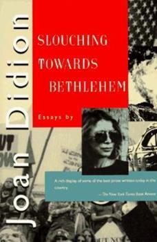 Paperback Slouching Towards Bethlehem: Essays Book