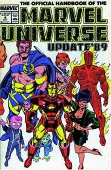 Essential Official Handbook of the Marvel Universe - Update 89, Vol. 1 (Marvel Essentials) - Book  of the Essential Marvel