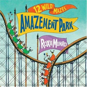 Amazement Park - Book  of the Maze Books