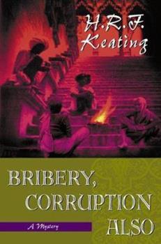 Bribery, Corruption Also 0312205023 Book Cover