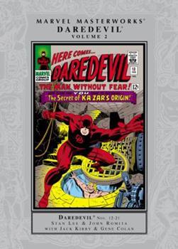 Marvel Masterworks: Daredevil Vol. 2 (ComicCraft cover) (2001) - Book #29 of the Marvel Masterworks