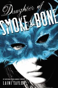 Daughter of Smoke & Bone 031613399X Book Cover