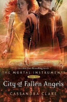 Paperback City of Fallen Angels Book