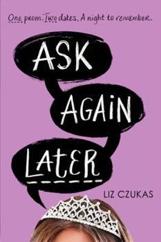 Paperback Ask Again Later Book