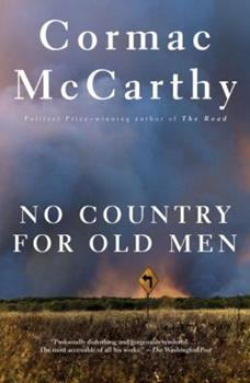 Paperback No Country for Old Men Book