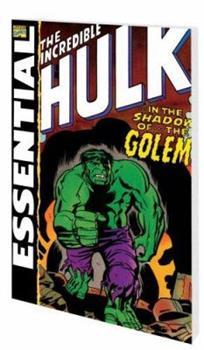 Essential Incredible Hulk, Vol. 3 (Marvel Essentials) - Book  of the Essential Marvel