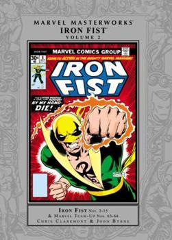 Marvel Masterworks: Iron Fist, Vol. 2 - Book  of the Marvel Team-Up 1972