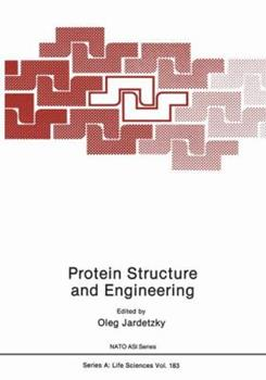 Paperback Protein Structure and Engineering Book