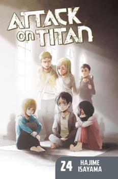 Paperback Attack on Titan 24 Book