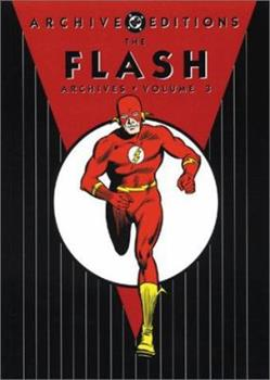 The Flash Archives, Vol. 3 - Book  of the DC Archive Editions