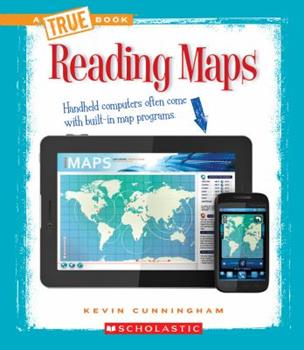 Paperback Reading Maps Book