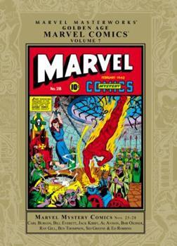 Marvel Masterworks: Golden Age Marvel Comics, Vol. 7 - Book #183 of the Marvel Masterworks