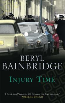 Injury Time 0006152406 Book Cover