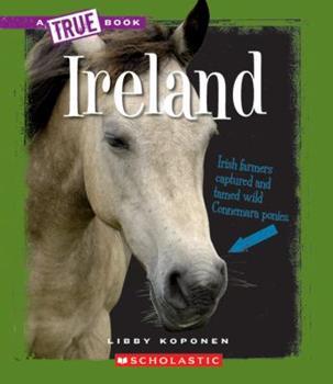 Paperback Ireland (A True Book) Book