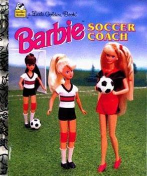 Soccer Coach (Little Golden Book) - Book  of the Little Golden Books