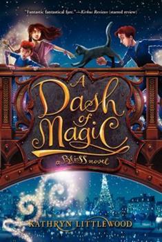 A Dash of Magic 0062084291 Book Cover
