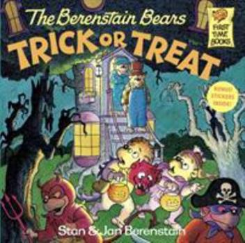 Paperback The Berenstain Bears Trick or Treat Book