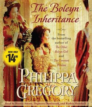 The Boleyn Inheritance 0007190336 Book Cover