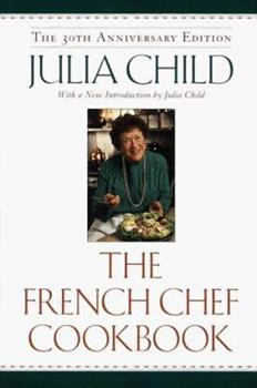 Paperback The French Chef Cookbook Book