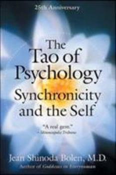 The Tao of Psychology: Synchronicity and Self 0062500805 Book Cover