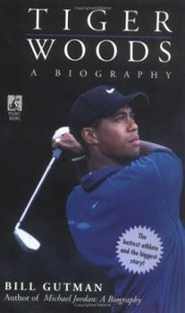 Tiger Woods: A Biography 0671887378 Book Cover