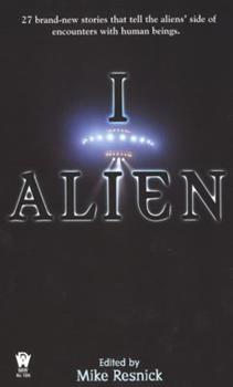 I, Alien 0756402352 Book Cover
