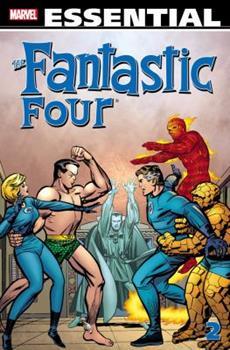Essential Fantastic Four, Vol. 2 (Marvel Essentials) - Book  of the Essential Marvel
