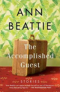 Paperback The Accomplished Guest : Stories Book