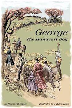 Paperback George the Handcart Boy Book