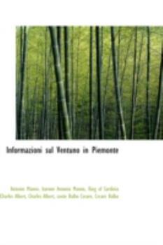 Paperback Informazioni Sul Ventuno in Piemonte Book