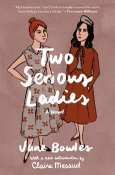 Two Serious Ladies 006228312X Book Cover
